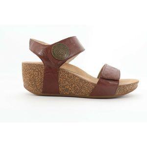 Abeo Una Sandals Brown Size US 7.5  (EPB)